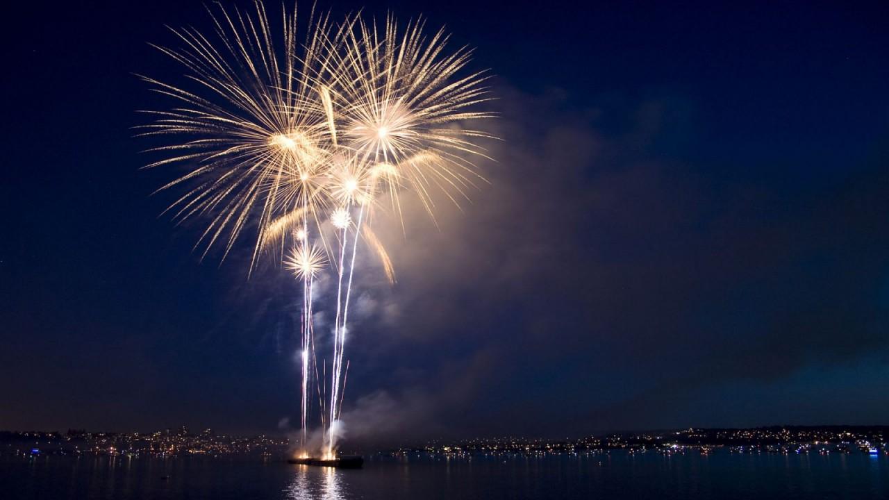 fogos-artificio